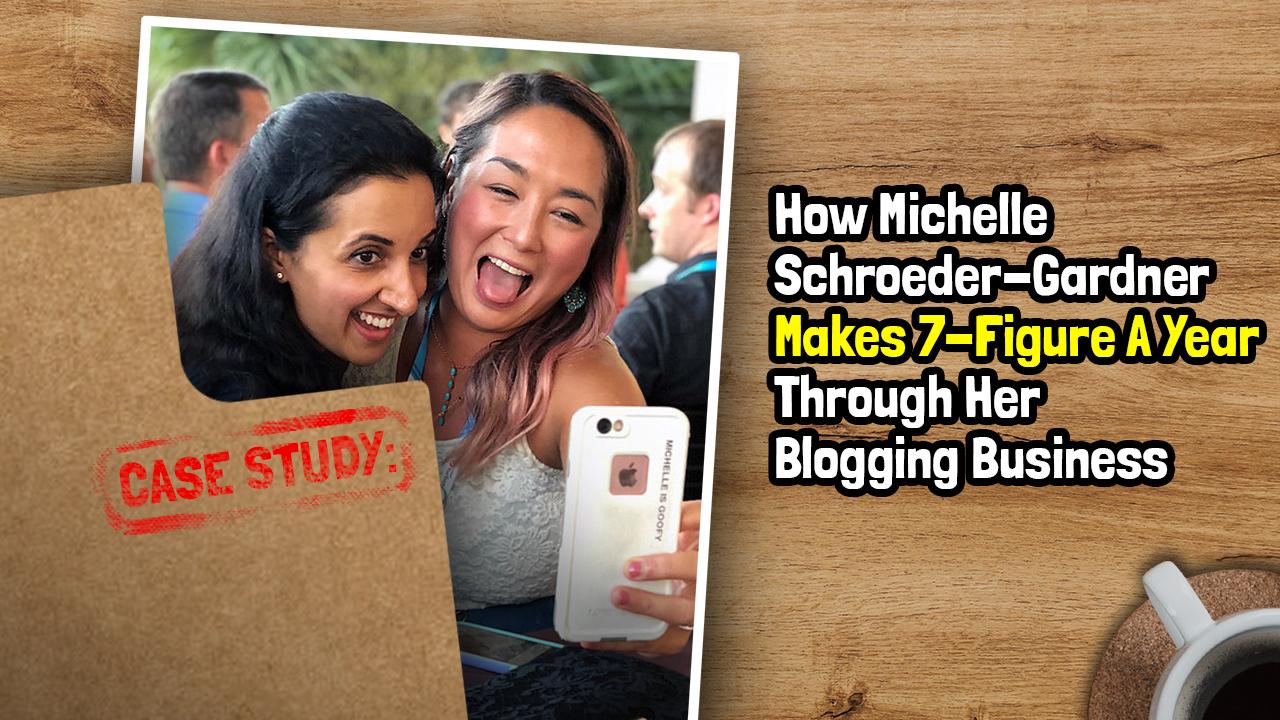 michelle schroeder-gardner blogging business